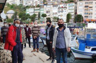 Yasaklarda Şehir Dışından Balıkçılar Körfez'e Açılıyor