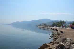 Gemlik ve Bursa sahillerinde alınan ilk tur numune sonuçları açıklandı