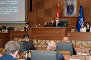 Büyükşehir'in 2019 yılı faaliyet raporuna onay
