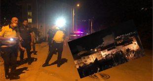 Gemlik'te kaza yapan araç takla atarak zeytinlik tarlasına uçtu: 3 yaralı