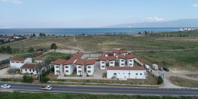 Gemlik'te denize sıfır, 5 yıldızlı otel kalitesindeki huzurevi