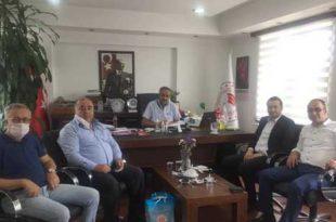 Yalova Atatürk Araştırma Enstitüsü Müdürlüğü'ne Borsa'dan Ziyaret