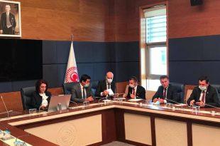 Işık Yeniden Tarım Komisyonu Katip Üyesi Seçildi