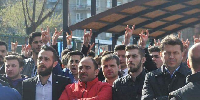 """Baydar, """"Ülkücülerin tek suçu devletini ve vatanını sevmekti"""""""