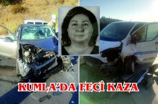 Gemlik Kumla'da Kaza 1 kişi hayatını kaybetti