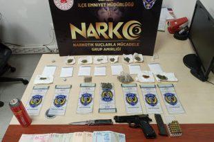 Polisin İki Saatlik Takibi, Uyuşturucu Ticaretini Gün Yüzüne Çıkardı
