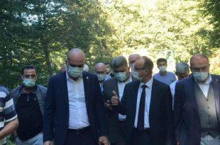 AK Parti Heyeti Köyleri Gezdi