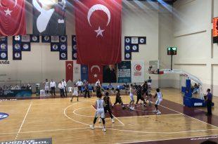 Gemlik Budo Basketbol 80 - Akhisar 81