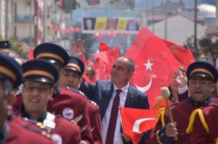 Sertaslan Cumhuriyet'in 97. yılını kutladı