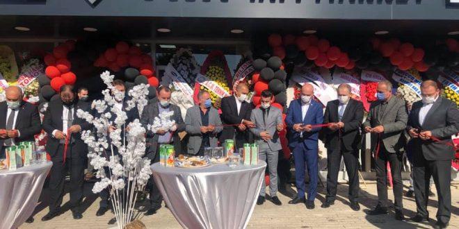 TRN Yapı Market Açıldı