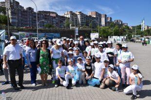 Ali Kütük'lü Öğrencilerden Çevre Bilinci Kampanyası