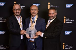 Borusan Cat'e küresel inovasyon ödülü!