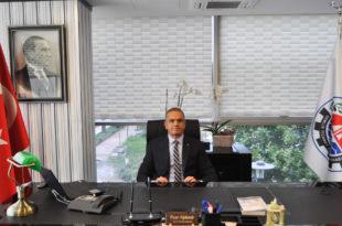 """Agdemir,""""Gemlik Gübre'nin Özel Endüstri Bölgesi ilan edilmesi Gemlik için büyük kazanımdır"""""""