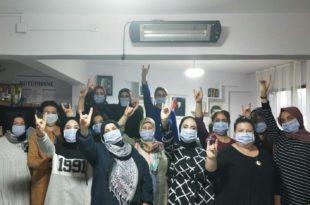 """Gemlik Ülkü Ocakları Asena Teşkilatı, """" Maskemi Takarım, Farkındalık Oluştururum"""" etkinliği düzenlendi"""