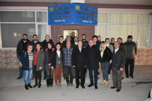 """Sertaslan, """"Bursa'da envanter çalışması yapan tek belediyeyiz"""""""