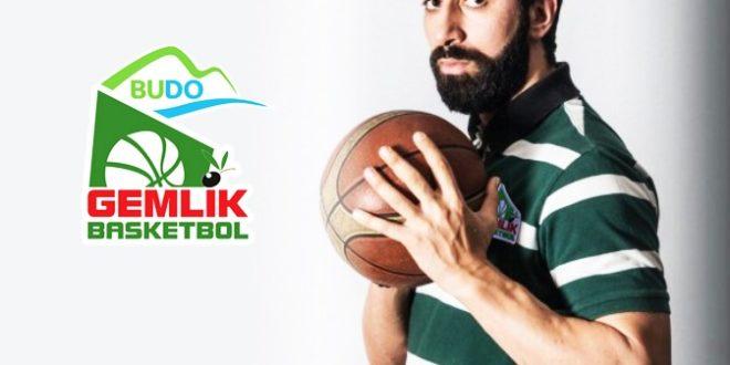 Budo Gemlik Basketbol Yunus Çankaya ile anlaştı
