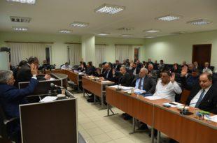 Belediye Meclisinde Afet Önlemleri Konuşuldu