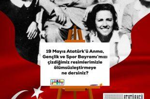 Atatürkçü Düşünce Derneği Gemlik'ten resim yarışması