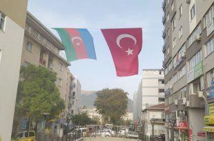 Gemlik MHP'den Azerbaycan'a Selam