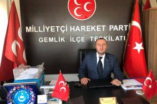 Özcanbaz'dan Öğretmenler Günü Mesajı