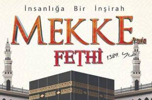 AGD'den Mekke'nin Fethi Basın Açıklaması