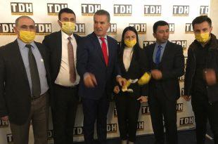 Türkiye Değişim Partisi Gemlik'te Teşkilatlanıyor