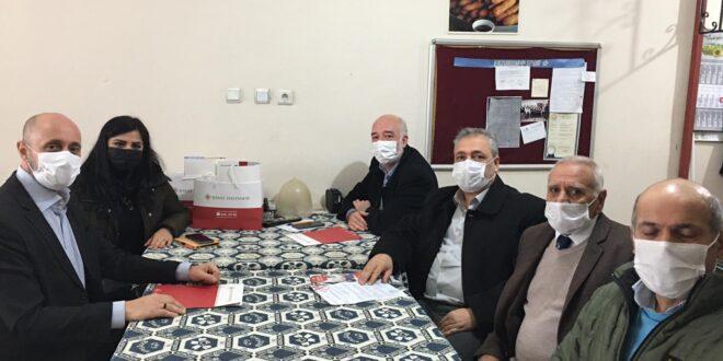 Erzurumlular ve İnegöllüler Derneği Hayat Hastanesi ile Protokol İmzaladı