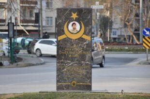 Şehit anıtları yenileniyor