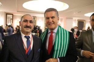 TDP Genel Başkanı Sarıgül, partililerle Bursa'da buluştu