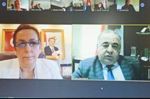 Çakır, Tarım Ve Hayvancılık Bakan Yardımcısı Ayşe Ayşin Işıkgece 'ye Borsanın Taleplerini İletti