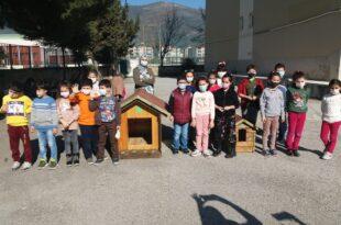 Öğretmen,Veli ve Öğrencilerden Güzide Çalışma