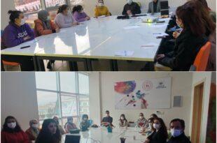 Gemlik Gençlik Merkezinde AB Projeleri Yazım Eğitimi