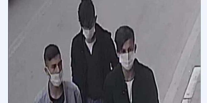 Cep telefoncuda hırsızlık kameralara yansıdı...