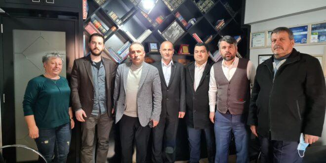 Gemlik Acara Gürcüleri Kültür Ve Dayanışma Derneği Genel Kurulu Yapıldı