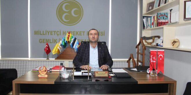Özcanbaz'dan Başbuğ Türkeş için anma