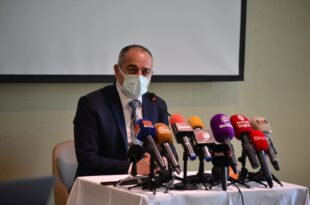 SERTASLAN; ÖZEL HAYAT ÜZERİNDEN BELEDİYE'YE SALDIRILMASINA KABUL EDEMEM