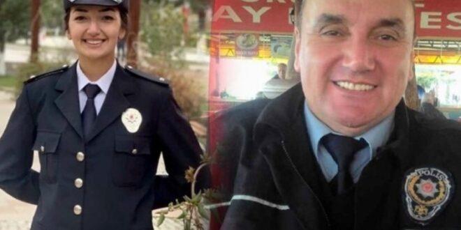 ŞEHİT POLİS MEMURUNUN KIZI POLİS OLDU