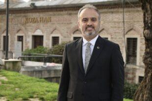 Başkan Aktaş'a uluslararası görev
