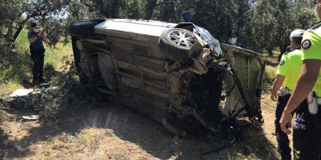 Gemlik'te Kaza, Genç Sürücü Ağır Yaralandı