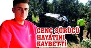 Gemlik'te Kazada ağır yaralanan genç kurtarılamadı