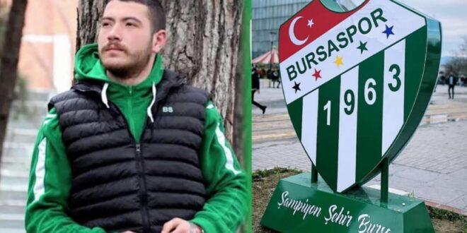 İyi Parti Bursaspor Ve Yüksel Utgin'i Unutmadı
