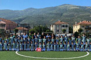 Gemlik Bursaspor Futbol Okulları Açıldı