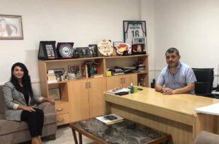 Başsavcı Bozdağ'dan Gazetemize Ziyaret