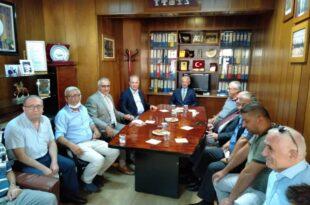 CHP'li Vekil Gemlik'te Temaslarda Bulundu