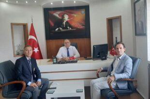 Gemlik İlçe Spor Müdürlüğüne atananBerkant Atasoy Göreve Başladı