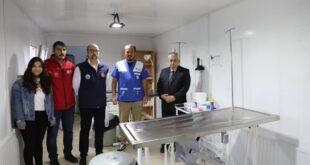 HAYTAP'tan Gemlik Belediyesi'ne destek