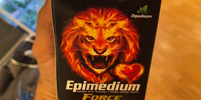 En iyi epimedyumlu macun markası Epimedium Force