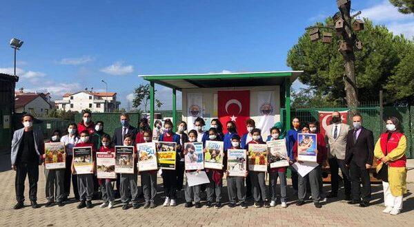 4 Ekim Hayvanları Koruma Günü Etkinliği Düzenlendi.