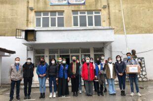 Gemlik Gençlik Merkezinden Hukuk Fakültesi Öğrencileriyle ilk Etkinlik