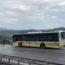 Gemlik otobüsü Dürdane rampasında kaza yaptı